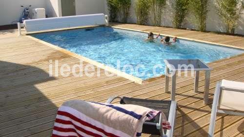 Location Ile De R Vaste Villa 9 Pers Piscine Chauffee Et Jacuzzi