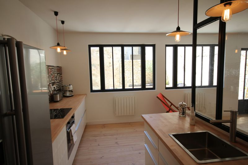 location ile de r grande maison entierement r nov e. Black Bedroom Furniture Sets. Home Design Ideas