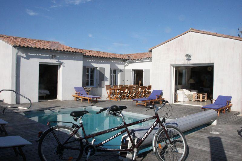 Location ile de r maison familiale loix for Maison moderne ile de re