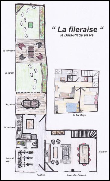 plan maison ile de re