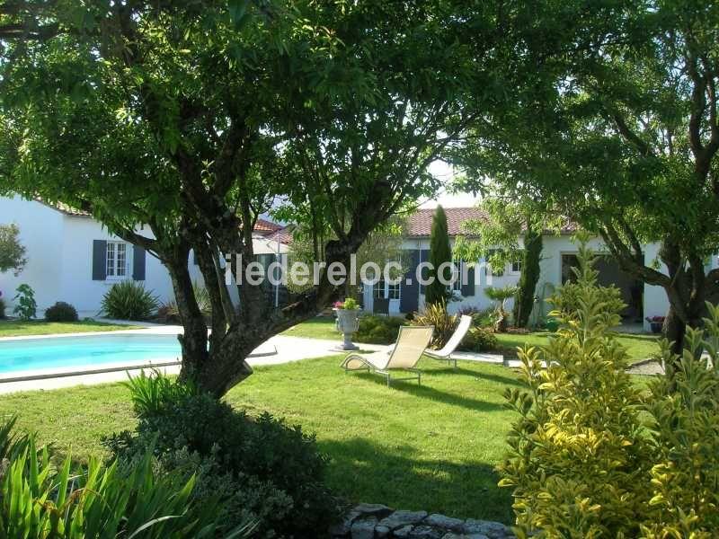 Location ile de r magnifique villa pour 10 personnes for Location maison ile de re derniere minute