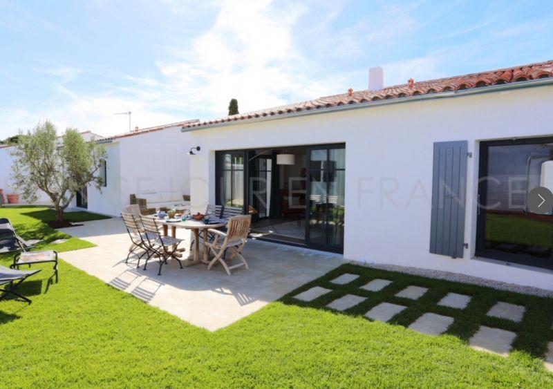 Location ile de Ré : Maison rethaise plein cœur village 95m2, charme ...
